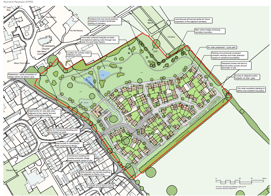 Blunsdon, Swindon, Planning Application