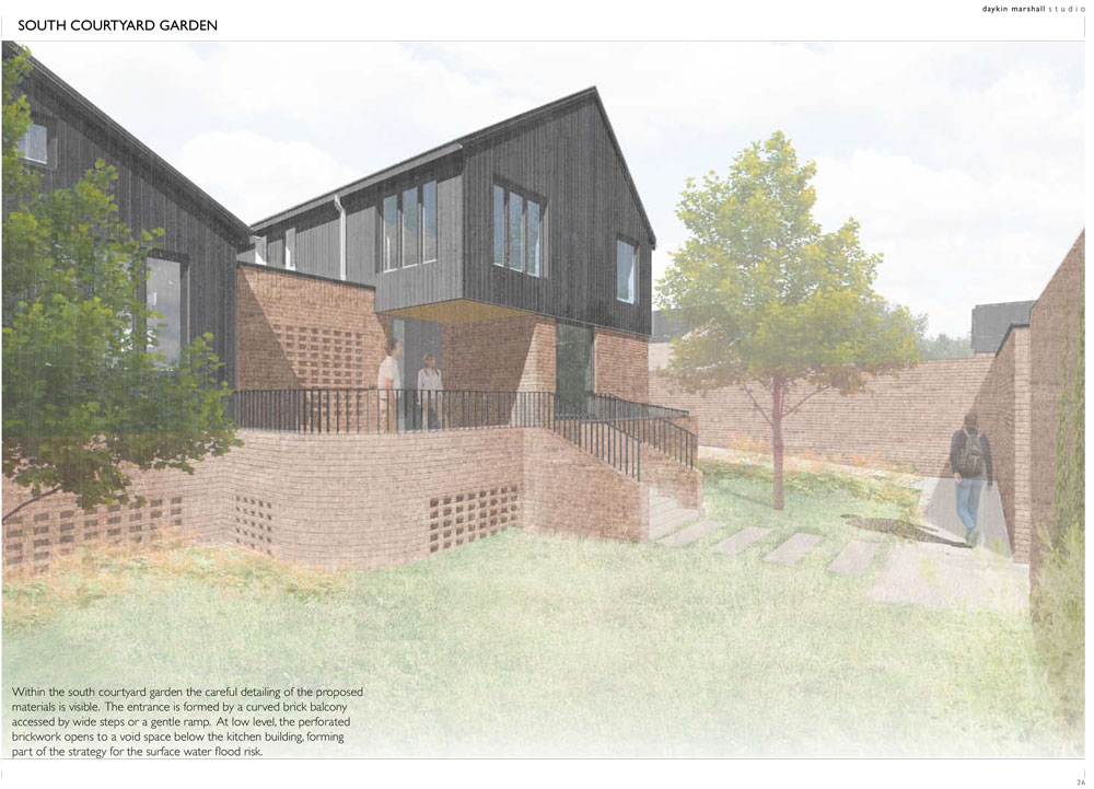 Mildenhall, Wiltshire, Planning Application